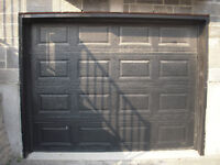 Five years Garage doors for sell