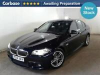 2014 BMW 5 SERIES 520d M Sport 4dr