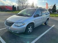 2007 Chrysler Grand Voyager 2.8 CRD Executive XS 5dr MPV Diesel Automatic
