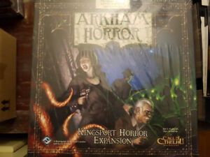 Arkham, Eldritch Horror, and Elder Sign Expansions Collectibles