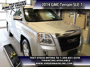 2014 GMC Terrain SLE-1   - SiriusXM - $157.14 B/W