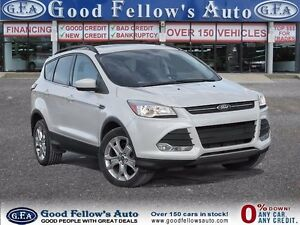 2013 Ford Escape SE MODEL, 4WD, LEATHER, SUNROOF, 2.0L ECOBOOST