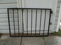 Custom Built Wrought Iron Gate