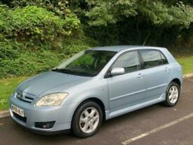 image for 2006 Toyota Corolla 1.6 VVT-i Colour Collection 5dr Hatchback Petrol Manual