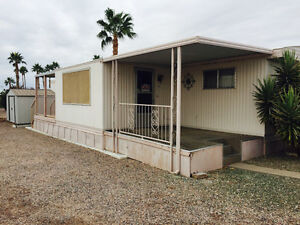 For Sale-Fully Furnished Trailer - Mesa, Arizona