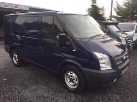 Ford Transit 4x4 swb 125 ps t330 2012 Reg 3325 kgs