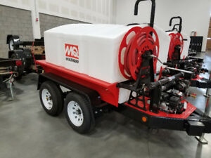 New Multiquip WT5C 525 Gal Water Trailer