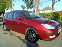 FORD FOCUS 1.6i 16v 2003 LX COMPLETE WITH M.O.T HPI CLEAR INC