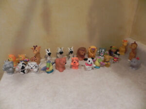 Fisher Price Little People - animals and people