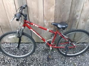 Vélo miele 21vitesses roues 26 pouces