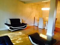 Semi-furnished 5 bedroom house for June or September, steps UTM