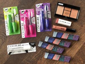 NEW MISC. MAKEUP PRODUCTS - lipsticks + mascaras!