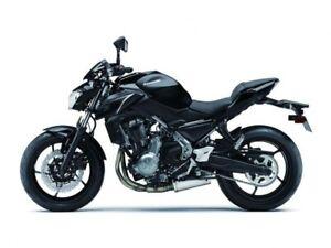 2017 Kawasaki Z650 ABS / 26$/sem