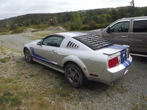2007 Ford Mustang 2 door Sedan