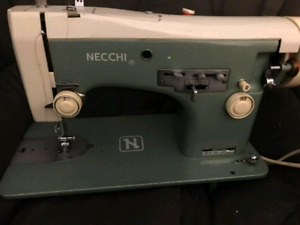 Necchi sewing machine - strong