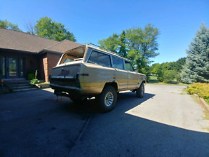 1978 Jeep Cherokee/Wagoneer