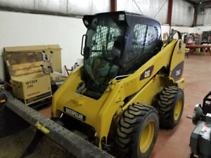 2008 Cat 256C Skid Steer For Sale *Mint*