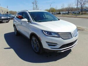 Lincoln MKC AWD Reserve 2016