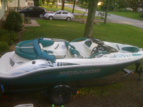 Used 1997 Sea Doo/BRP challenger 1800