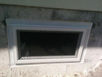 Basement Egress Windows complete , from $1395