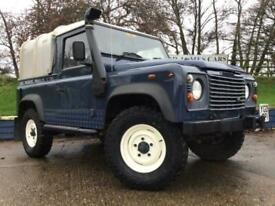 Land Rover Defender PickUp TDCi 4X4 ++++ NO VAT ++++