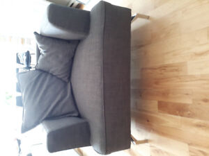 Structube large cozy armchair for sale