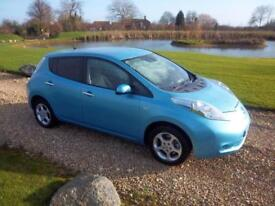 2014 / 64 Nissan Leaf E ( 80kw ) ( 24kWh ) Auto Acenta Flex