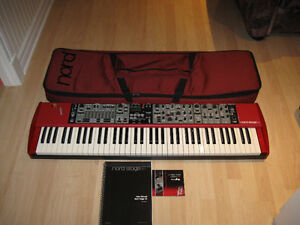 Nord stage ex compact 73.(échange , trade)