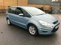 2010 Ford S-MAX FREE DELIVERY (T&C APPLY)2.0 TDCi 140 Zetec 5dr MPV Diesel Manua