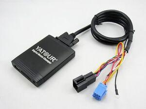USB SD AUX Adapter 8 Pin VW Beta Gamma Premium 5 MCD MFD 1 CD Wechsler MP3