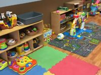 Toddler and Preschool Spaces Available for Fall Registration NOW