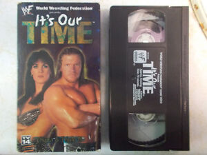 Wrestling VHS For Sale, All $1 Each!! WWE, WWF, WCW, ECW London Ontario image 8