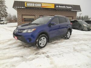 2014 Toyota RAV4 LE FWD Peterborough Peterborough Area image 2