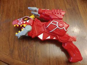 Power Ranger T Rex Launcher
