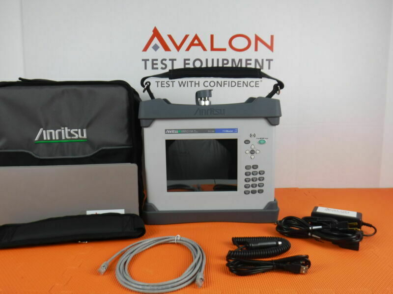 Anritsu MW82119A PIM Master; 1900 MHz
