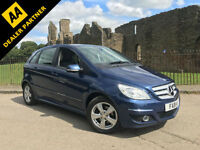 2009 59 Mercedes-Benz B200 2.0CDI CVT SE AUTO DIESEL FULL LEATHER GLASS ROOF FSH