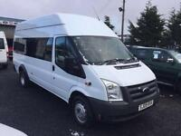Ford Transit 2.4TDCi 17 seat 115PS 430 extra lwb High Roof