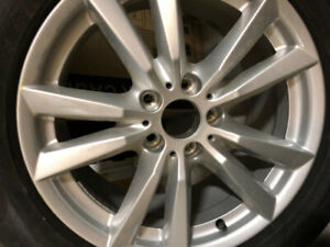 Brand new 255/55 R18 TIRES and Rims$1,0000