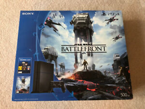 Sony PS4 Playstation Console Star Wars Battlefront Edition