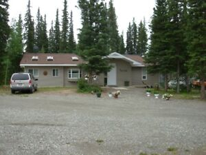 RV Park For Sale in Beautiful Dease Lake, British Columbia