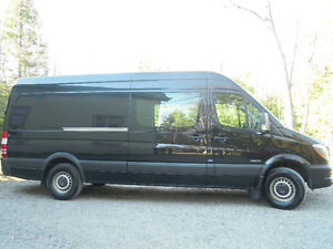 2014 Mercedes-Benz Sprinter Van Fourgonnette, fourgon, High Roof