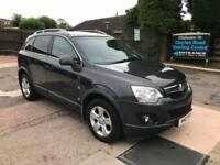 2012 VAUXHALL ANTARA EXCLUSIV 2.2 CTDI 5 DOOR MANUAL ONLY 68,000 MILES FROM NEW