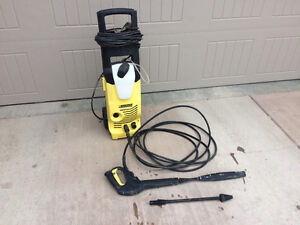 Karcher presure washer