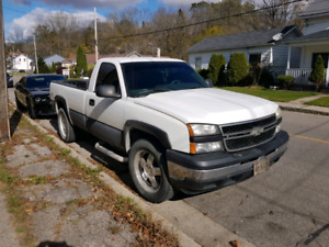 2006 chev long box 4x4