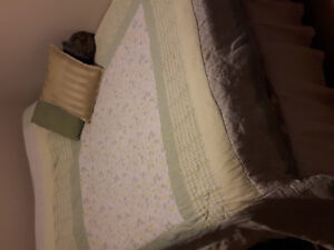 FOR SALE DOUBLE BED..WITH FRAME