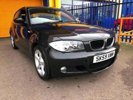 2010 BMW 116 2.0 AUTO i Sport 55K