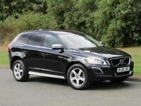 2011 Volvo XC60 2.0 D3 R-Design DRIVe Manual 6 Speed 5 Door Diesel 163bhp