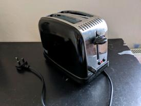 Russell Hobbs stainless steel 2 slice toaster