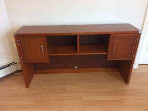 Solid Cherry TV Entertainment Unit