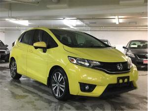 2016 Honda Fit EX-L NAVI Sedan